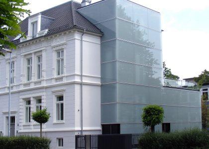 EWE Amalienstrasse Oldenburg Anbau