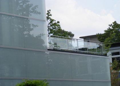 EWE Amalienstrasse Oldenburg Gebaeude Anbau Detail