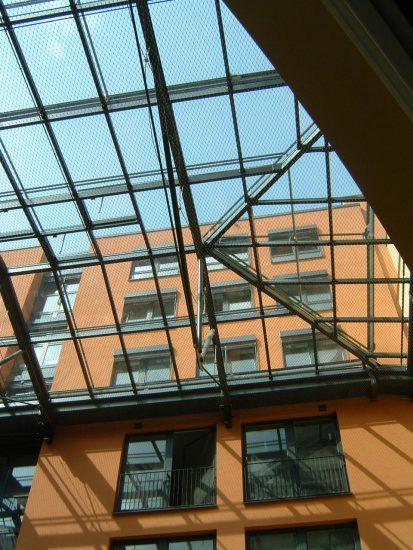 Glasdach-Konstruktion Am Wall Bremen
