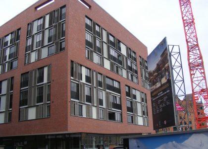 Fenster- und PR-Konstruktionen - Überseequartier Hamburg