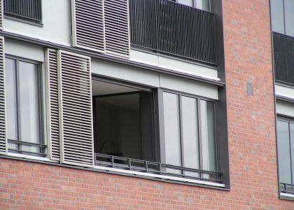 Fenster- und PR-Konstruktionen - Detail - Überseequartier Hamburg